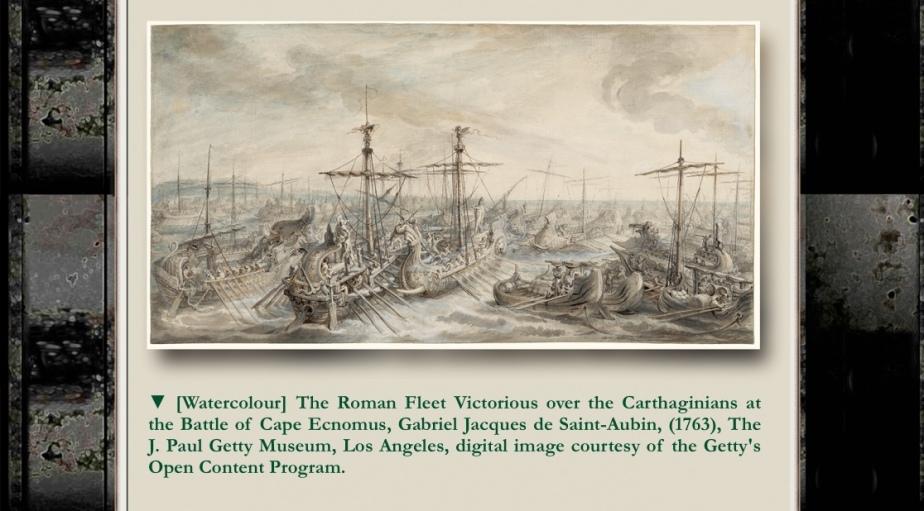 The Roman Fleet